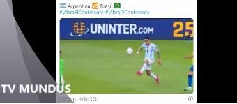 TV MUNDUS – Deporvida 397 |   Argentina Campeón de la Copa América | SIN CENSURA