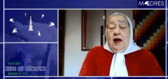 DERECHOS HUMANOS – TV Diferido |  Las Madres de Plaza de Mayo denunciaron la maniobra de protección a la quiebra del Correo de Macri.