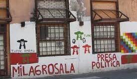 DERECHOS HUMANOS – Argentina | Crece el acampe reclamando la libertad de Milagro Sala, la presa política más antigua de la Argentina.