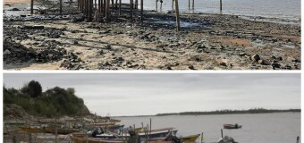 ARGENTINA – Río Paraná | Preocupa la bajante del Río Paraná.