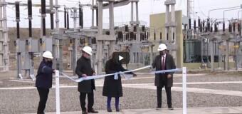 ECONOMÍA – Santa Cruz | La Provincia de Santa Cruz inaugura línea de alta tensión en Caleta Olivia.