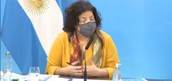 CORONAVIRUS – Vacunas | La Ministra Vizzotti y Vilma Ibarra anuncian DNU para adquirir a la polémica vacuna Pfizer.