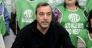 Rodolfo Aguiar (ATE-CTA).