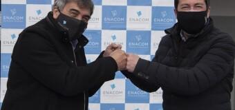 BUENOS AIRES – Comunicación | Entregan miles de tarjetas en el Partido bonaerense de Malvinas Argentinas.