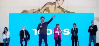 PASO 2021 – Buenos Aires | El Gobernador Axel Kicillof dijo cuál es la salida de la pandemia.