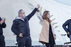 PASO 2021 – Frente de Todos   Palazzo ratifica la campaña sindical con el Frente de Todos.