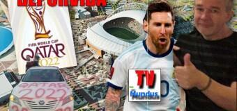 TV MUNDUS – Deporvida 406  |   Argentina goleó a Bolivia 3 a 0