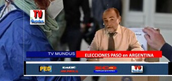 TV MUNDUS – Noticias 338 | Triunfo de la ultraderecha en las PASO en Argentina
