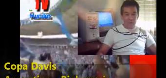 TV MUNDUS – Deporvida 407 |  Argentina vence a Bielorrusia por la Copa Davis
