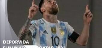TV MUNDUS – Deporvida 410 |   Argentina goleó a Uruguay 3 a 0.