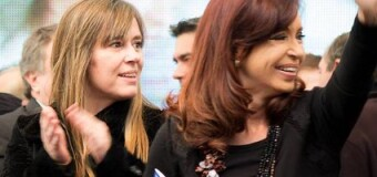 POLÍTICA – Peronismo | Con un cantito a Néstor Kirchner, Juliana Di Tullio recuerda el 17 de octubre.